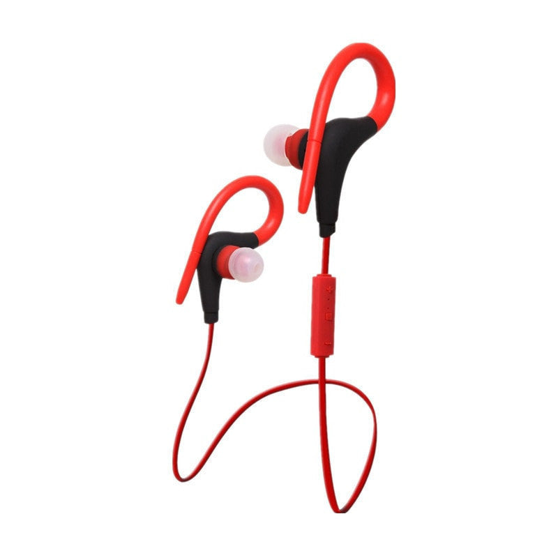 Wireless In-Ear with hook Earphones With Microphone