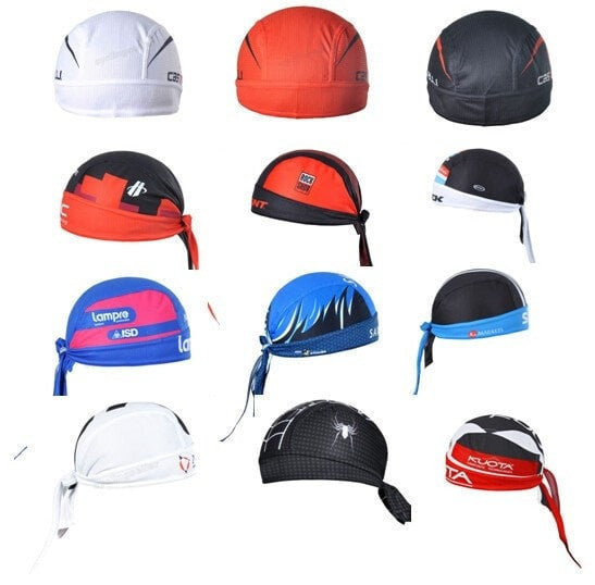 Cycling Cap Sweatproof Sunscreen Headwear - FitShopPro