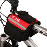 Front Tube Panniers - Foldable Bicycle Bag - FitShopPro