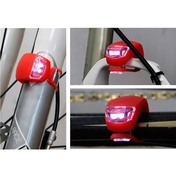 Mini LED Brilliant Bike Light - FitShopPro