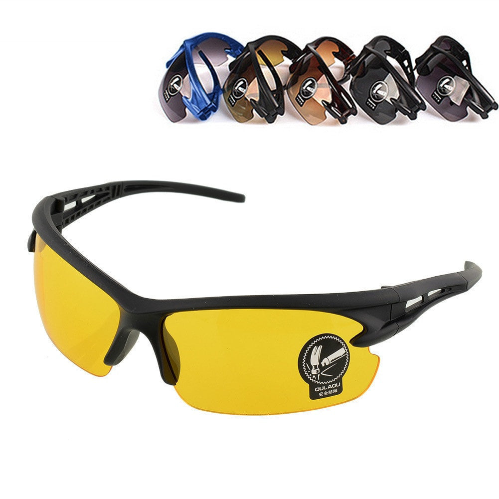 UV Protective Sunglasse - Outdoors Riding Running Fishing Driving Sports Surfing Bicycle Cycling - FitShopPro