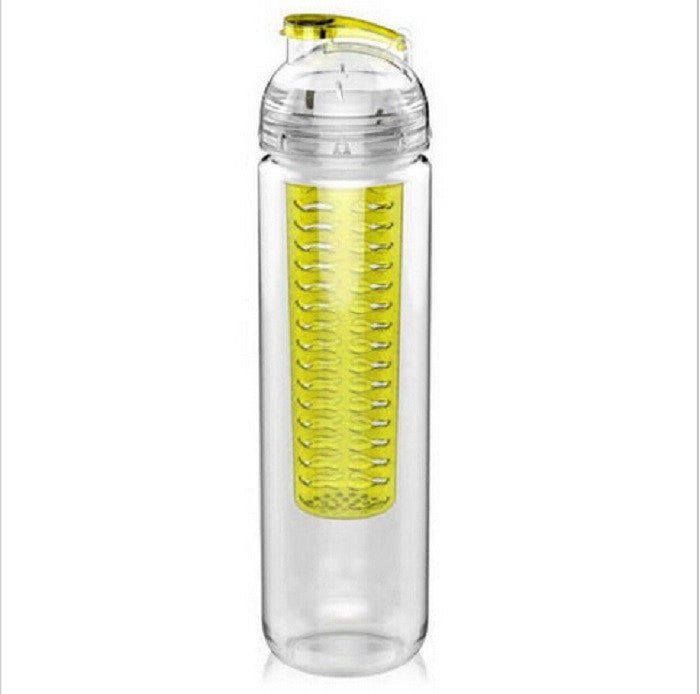 *BRAND NEW* Trendy Fruit Water Infuser - Detox Sport Bottle 700ml - FitShopPro