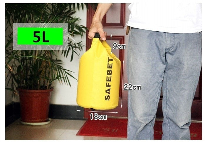 Waterproof Dry Bag Diving Travel 5-10-20 L