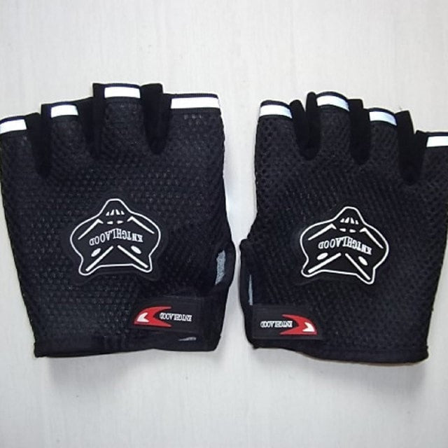 Men & Women Sports Gym Half Finger Gloves for Fitness Training Exercise Workout