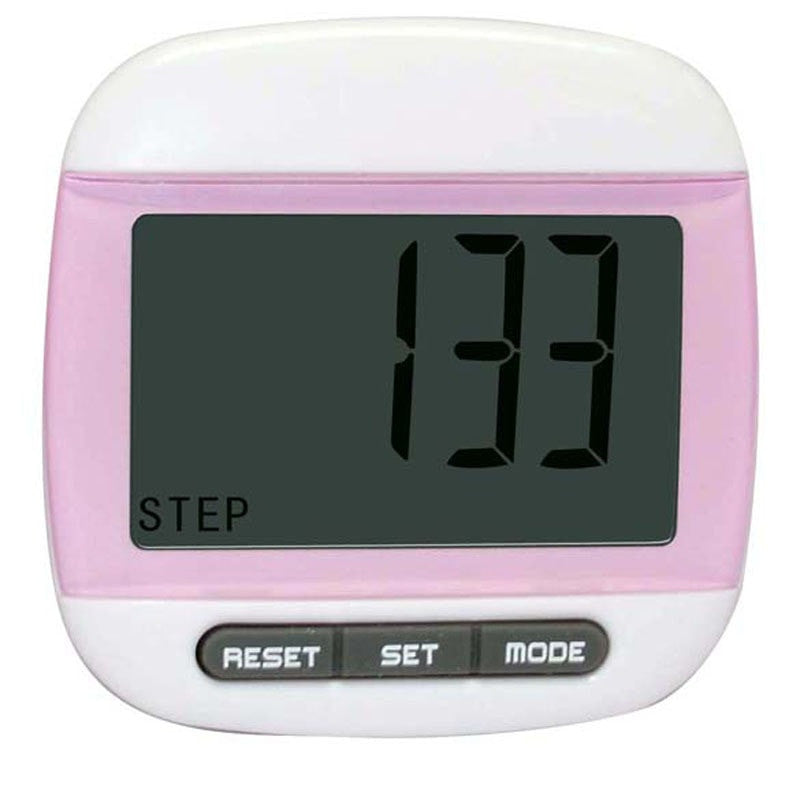 Step Counter Run Walking Pedometer Distance Calorie With LCD screen - FitShopPro