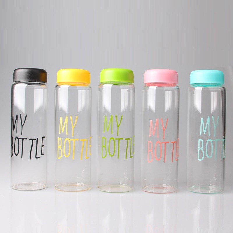 Trendy Sports Bottle Stylish Space Cup - Drinkware 500 ml