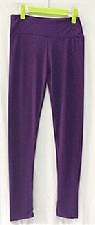 Candy Color Fitness Leggings - Super Elastic Sport Pants- Running /Training /Gym /Yoga - FitShopPro