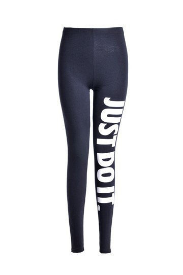 Workout / Love Fitness / Just Do It - Slimming Yoga / Fitness Women Leggings - FitShopPro