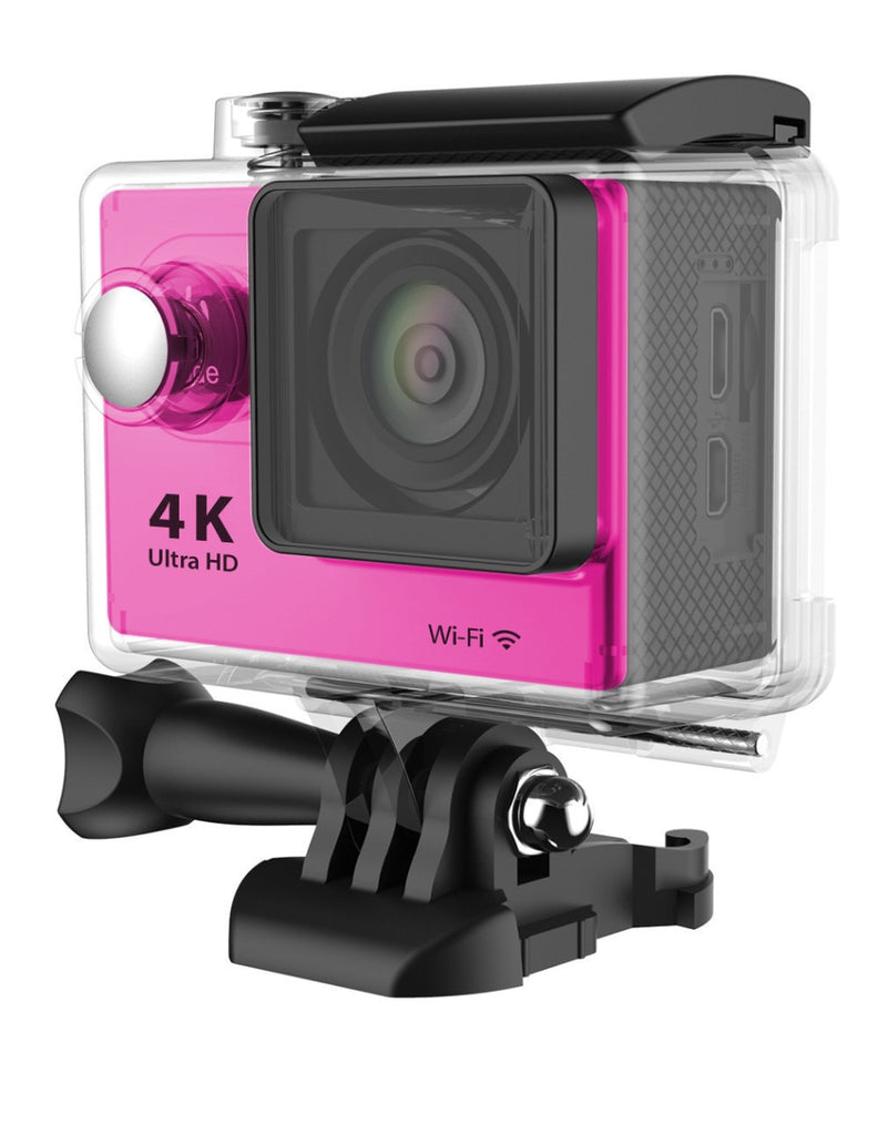 1. ProCam 4K/1080p Ultra HD Sports Camera - 12MP - 2 in. Screen - WIFI - 170 Degree Lens - FitShopPro