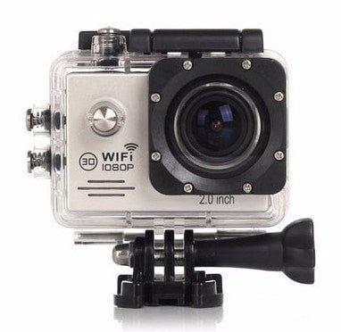 2. ProCam 1080P Full HD Sport Action Camera - 12MP 2 in. Screen - WIFI - 170 Degree Lens - FitShopPro