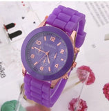Casual Sport Watches Geneva Unisex Quartz