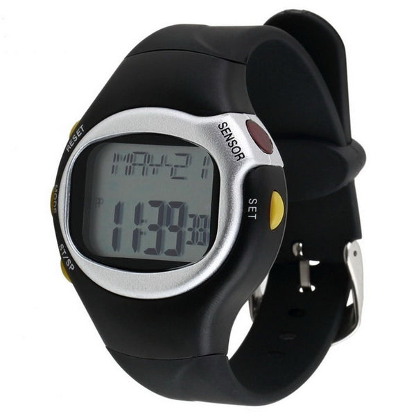 New Sport Pulse Heart Rate Monitor - Calories Counter - Fitness Wrist Watch