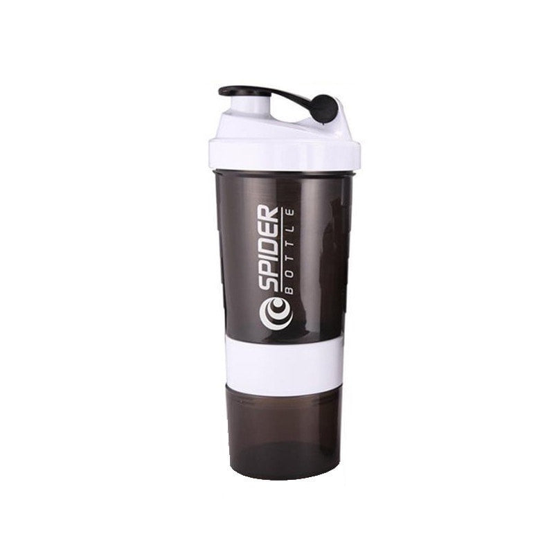 Protein Powder Sport Bottle with Shakers,Containders and Pilbox - FitShopPro