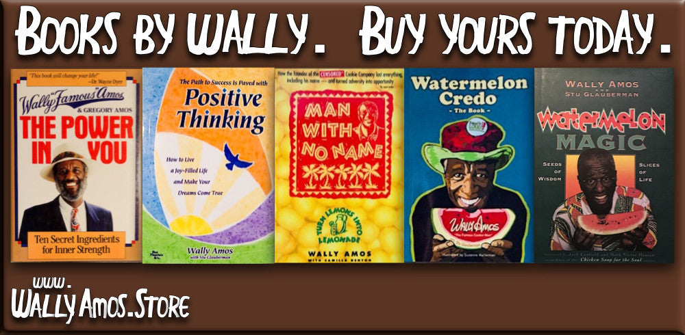 Go Shopping at Wally Amos