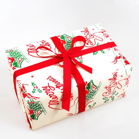 Christmas Cheer Gift Wrap