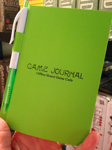 Game Designer Journal