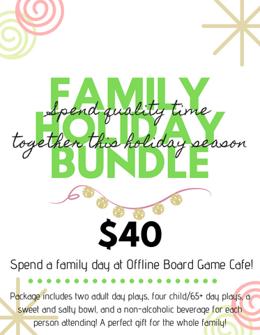 Holiday Family Bundle