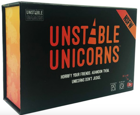 Unstable Unicorns: NSFW