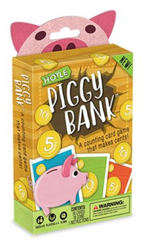 Piggy Bank Card Game