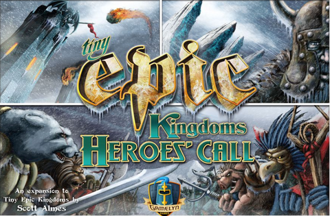 Tiny Epic Kingdoms: Heroes Call Expansion