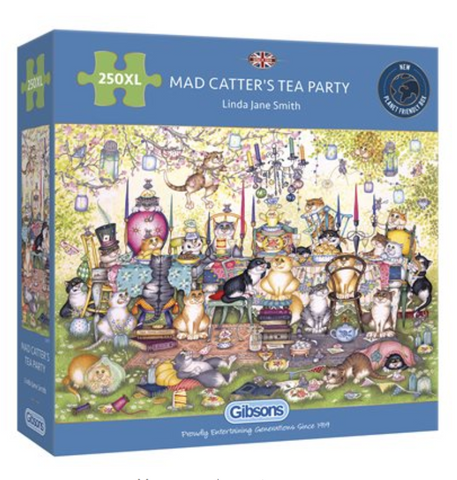 250XL - Mad Catter's Tea Party