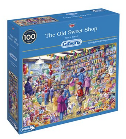 1000 - The Old Sweet Shop