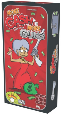 Cash'n Guns More Cash More Guns