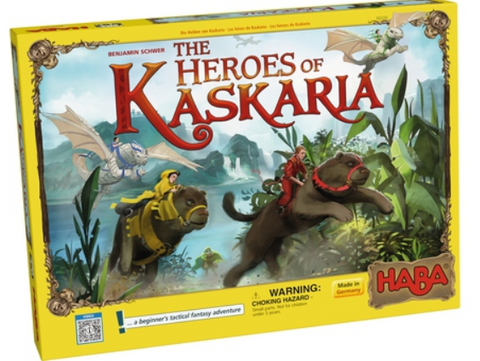 The Heroes Of Kaskaria