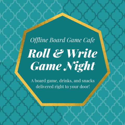 Roll & Write Game Night