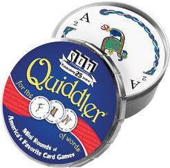 Quiddler: Mini Rounds