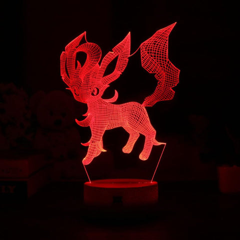 buy Limited Edition Pokemon 3D Lamp online