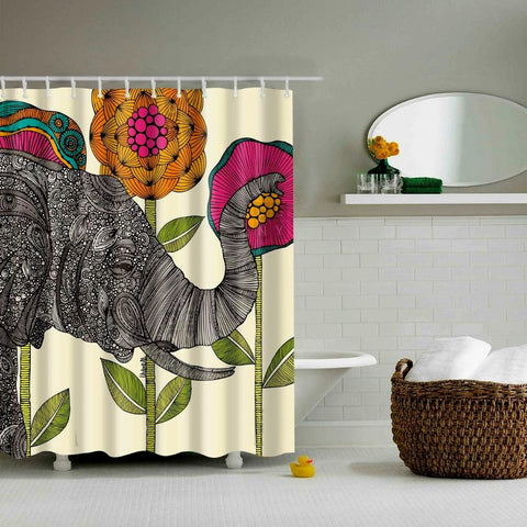 MM Shower Curtain Collection