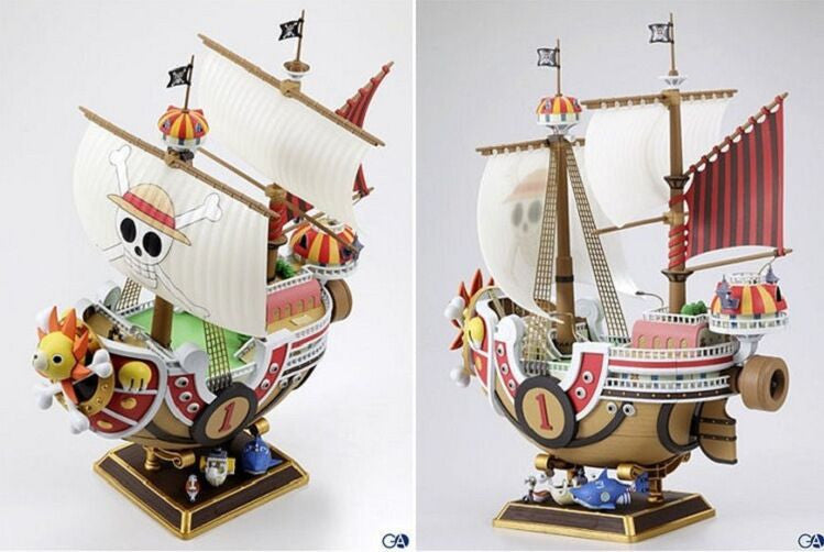 The StrawHats Ship Collection LIMITED EDITION