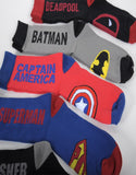 Super Hero Sock Collection