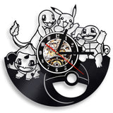 Pokemon Vintage Wall Clock