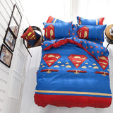 Batman & Superman Bedset LIMITED EDITION