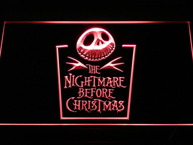 LIMITED EDITION Nightmare Before Christmas Display