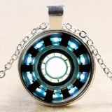 Iron Man Arc Reactor Pendant