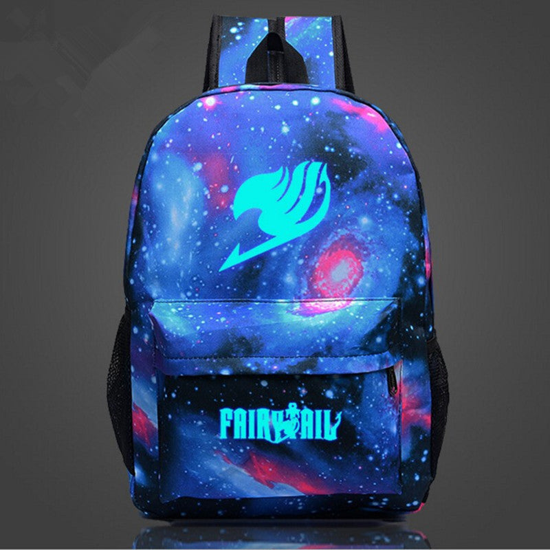 Fairy Tail luminous Backpack LIMITED EDITION