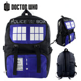 TARDIS BackPack LIMITED EDITION - VarietyOne
