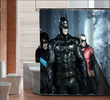 BatMan Shower Curtain Collection LIMITED EDITION