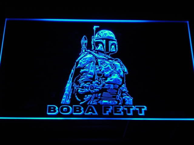 Boba Fett Star Wars Ultimate Collectors Display