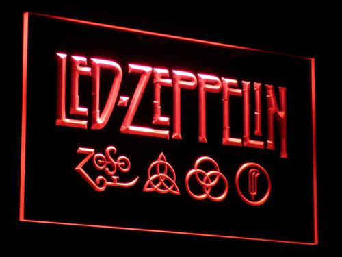 Led Zeppelin Ultimate Collectors Display Limited Edition