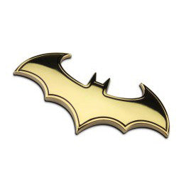 ONE TIME OFFER 3D Batman Decal