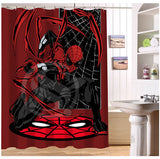 Spiderman LIMITED EDITION Shower Curtain