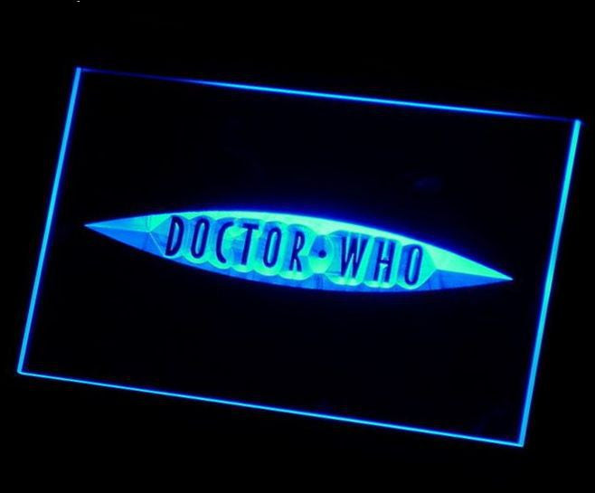 Doctor Who LED Display LIMITED EDITION