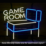 GameRoom Neon Sign