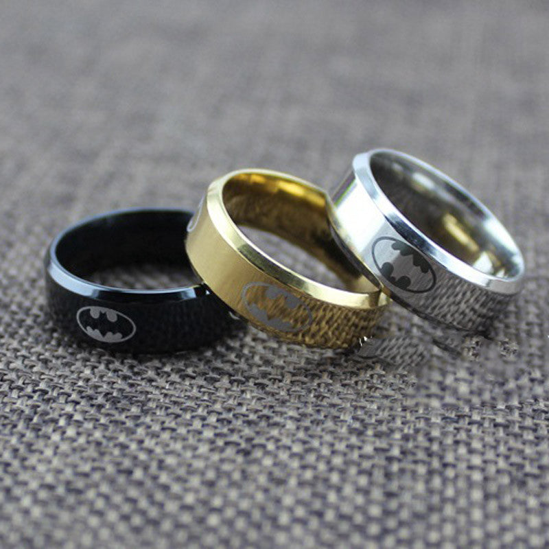 ONE TIME OFFER BatMan Ring Collection
