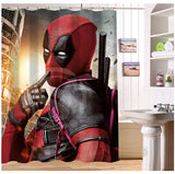 HeHeHe DeadPool LIMITED EDITION Shower Curtain