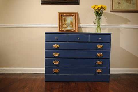 Ethan Allen American Solid Maple + Birch